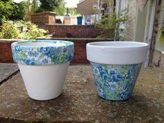 Decopatch Plant Pots