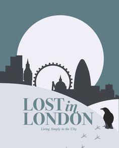 Lost in London, Winter 2011,