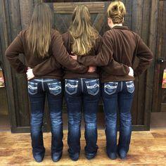 Cowgirl Tuff anyone? #cowgirltuff #bestjeans
