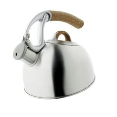 OXO Good Grips Anniversary Edition Uplift Tea Kettle: This ittle Kettle came complete with an innovative steam shield.