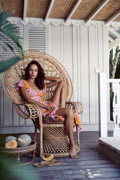 Mister Zimi SS16 Poolside  Photographer - Amanda Fordyce Stylist - Innika Choo H&MU - Victoria Martin Model - Luma Grothe