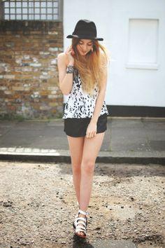 Fashion Blogger Georgia Meramo in #ShoeZone Style Code 19914 #fashion #fblogger #fashionblogger #blogger