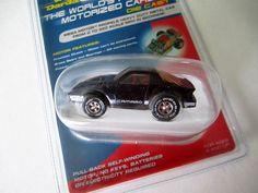 Darda Germany Pull Back Self Winding Die Cast Car Chevy Camaro Item #11304 NIP #DardaGermany #Chevrolet