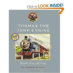 Thomas the Tank Engine Story Collection (Thomas & Friends) - christmas for L. so glad he loves to read! Thomas Engine, Block Area, Reading Stories, Thomas The Tank, Fiction And Nonfiction, Thomas And Friends, I Love Reading, Books To Buy, Little Boys