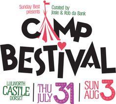 Camp Bestival 2014 LINE UP!!