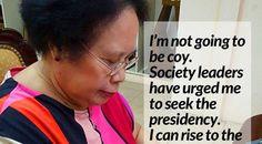 """Miriam Santiago (@senmiriam) hints at presidential bid http : //t.co/UHrm8a9wlA : @AEsguerraINQ #VotePH2016 http http://amapnow.com http://needava.com http://renekamstra.com http://my.gear.com"