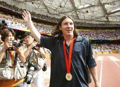 Lionel Messi: 26 años, 26 momentos | Título olímpico en Beijing (junio de 2008). Medalla de Oro.