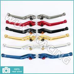64.38$  Buy now - http://alir81.shopchina.info/1/go.php?t=32813629365 - CNC Billet Adjustable Long Folding Brake Clutch Levers for YAMAHA XTZ 1200 10-14 XJR 1300 FJR 1300 04-14 05 07 SUPERTENERE 12-14 64.38$ #aliexpresschina