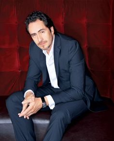 Demián Bichir Nájera better known as Demian Bichir is a Mexican actor and member of the Bichir family. Description from hollywoodneuz.us. I searched for this on bing.com/images