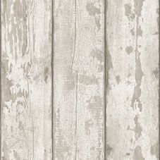 Add a stylish, natural effect to your walls with this on trend rustic wood wallpaper design. It has a realistic wooden plank print and is ideal for creating a striking feature wall. <BR><BR>If you order more than one roll, we'll make sure all the batch codes are the same for you, so there's no need to worry about pattern mismatches.<BR> <BR>Design Match: Free Match  <BR>Design  Repeat: 0cm<BR>Roll length: 10.05m<BR>Roll width: 53cm<BR> C...