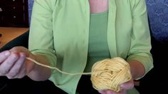 Learn to Spin Yarn - Plying your yarn with a drop spindle