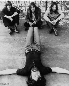 Gilmour, Waters & Wright/ Pink floyd