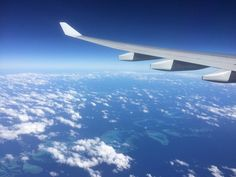 Great Barrier Reef beneath  #Australia #queensland #aerialview #fromplane #planewindow #greatbarrierreef #coralreef #travel #wanderlust #travelphotography #faatblog #instatravel #tagsforlikes by far.and.away http://ift.tt/1UokkV2