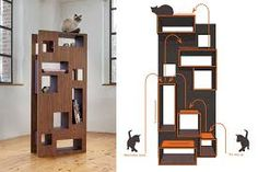 cat tree diy - Google-Suche