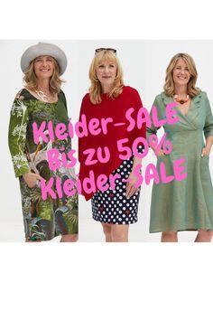 Kleider-Sale 😍 Bis zu 50% 😍 Sommer-Rabatt!! Ihr habt Glück, wir geben bis zu 50% auf unsere Sommerkleider 🐞 Schaut gleich in den Shop www.ostedesign.de oder kommt im Geschäft vorbei - Hauptstraße 54 in Hemmoor. Bitte fleißig teilen, damit alle glücklich sind 🐞 Lily Pulitzer, Dresses, Design, Style, Fashion, Fashion Styles, Linen Fabric, You're Welcome, Vestidos