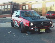 . Golf Mk2, Mk1, Cars And Motorcycles, Cool Cars, Dream Cars, Super Cars, Volkswagen, Sick, Cars