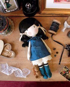 Gorjuss Cloth Doll .