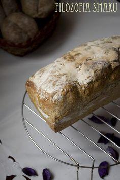 Chleb pszenny na zakwasie łatwy