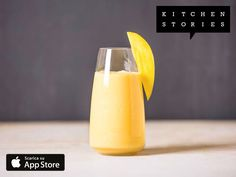 Sto cucinando Lassi al mango con @1KitchenStories - http://getks.io/it/6330