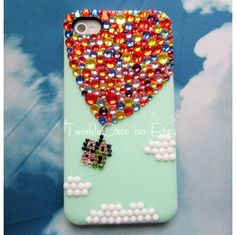 Original Balloon Crystal Bling Bling Phone Case ($34.99)
