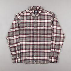 Dickies Holton Shirt - Grey
