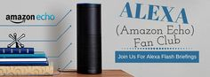 Alexa (Amazon Echo Fan Club) www.theteelieblog.com See more of Alexa's latest features and products by liking and tuning in our Alexa Fan Club! #TeelieBlog