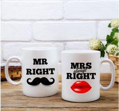 Tshirt.no Kopper | Våre design Mr Mrs, Mugs, Tableware, Design, Dinnerware, Tumbler, Dishes, Mug, Design Comics