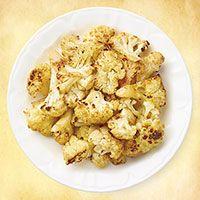 Tuscan Roasted Cauliflower