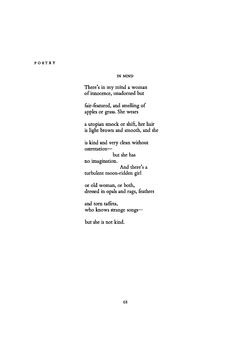 Denise Levertov October/November 1963 : Poetry Magazine