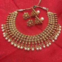 Indian Traditional Style Necklace