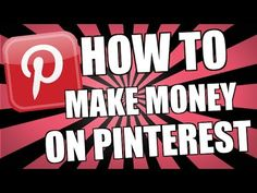 Do you have followers on Pinterest? Do you want to make money with your followers on Pinterest? If you said YES...you can make a lot of money $$$ by tweeting to your followers on Pinterest, Twitter, Instagram, Blogs, YouTube, FaceBook, and more by signing