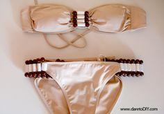 Dare to DIY: DIY Beaded Bikini