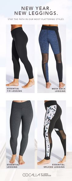 CALIA by Carrie Underwood Sports Leggings Leggings Sale, Sports Leggings, Workout Attire, Workout Wear, Athletic Wear, Athletic Clothes, Calia By Carrie, Kinds Of Clothes, White Girls