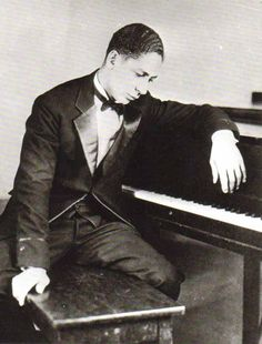 Jelly Roll Morton - American ragtime and early jazz pianist, bandleader and composer who started his career in New Orleans, Louisiana.