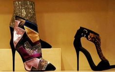 Shoes at Macy's - Manhattan New York