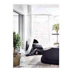 SOLIG Verkko, valkoinen - 150 cm - IKEA