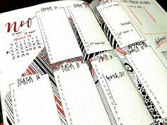 Preparing following weeks for November.  .  .   Priprava na dalsie tyzdne na november.  .  .  #bujoslovensky #bujoaddict #bujo #bujojunkies #bujoweeklyspread #bujoideas #bulletjournalczech #bulletjournalcommunity #bulletjournal #bulletjournaling #bulletjournallove #bulletjournaladdict #leuchtturm1917 #leuchtturm #pigmamicron #lineart #abstract #red #weeklyplanning #weeklyspread #planningaddict #planovanie#handlettering #handnadefont #lettering #todolist #habittracker