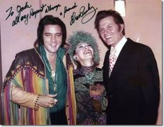ELVIS WITH JACK LORD AND FRIEND Elvis+Presley+And+His+Wife | and Elvis Presley : Elvis Articles : Elvis Australia Official Elvis ...