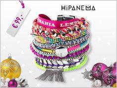 Modische Armbänder für Damen http://www.uhrcenter.de/schmuck/hipanema/armschmuck/