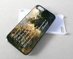 Lord of the Rings (LOTR) The World is Changed for iPhone 4/4s/5/5s/5c, Samsung Galaxy s3/s4 case