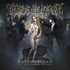 CRADLE OF FILTH - announce new album details! - Nuclear Blast