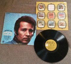"HERB ALPERT & THE TIJUANA BRASS 33 RPM ""Sounds Like"" CASINO ROYALE LP A&M 4134"