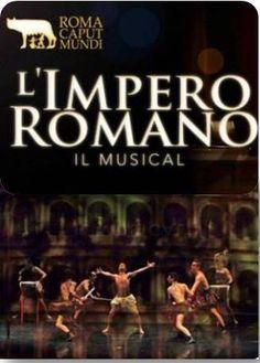 • La Compagnia delle Stelle | TEATRO OLIMPICO - ROMA CAPUT MUNDI - The Eternal Musical