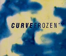"For Sale - Curve Frozen UK  CD single (CD5 / 5"") - See this and 250,000 other rare & vintage vinyl records, singles, LPs & CDs at http://eil.com"