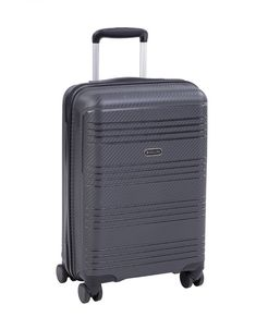 530mm 4 Wheel Carry On Trolley Case, Combination Locks, Carry On Luggage, Check, Carry On Bag