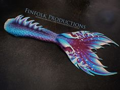 The Aries Witch♈  Finfolk productions silicone mermaid tail                                                                                                                                                                                 More