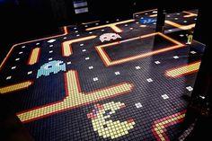 Ground Kontrol Classic Arcade, Portland, Ore. best bathroom ever