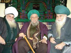 Mawlana Shaykh Muhammad Nazim Adil al-Haqqani an-Naqshbandi al-Qubrusi (q) and to his deputies Shaykh Muhammad Hisham Kabbani (q) and Shaykh Adnan Kabbani (q)