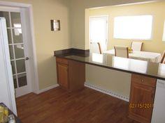QHR job in Milford Kitchen Remodel, Corner Desk, Furniture, Home Decor, Corner Table, Home Furnishings, Interior Design, Home Interiors, Decoration Home