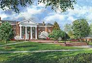 Greensboro College by William Mangum
